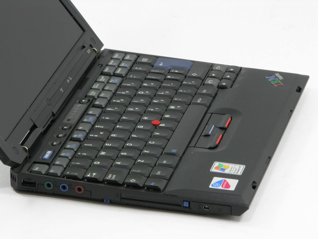 Ibm Thinkpad T42 15 Intel Centrino 1 6ghz 40gb Hdd