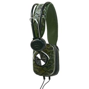 Ecko Unltd EKU-PLS-CMG Pulse Over-the-Ear Headphones (Camouflage)