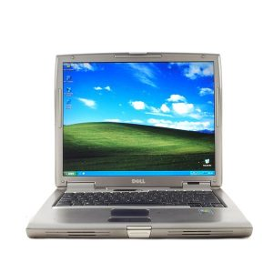 "Dell Latitude D505 (14"" / Centrino / 40GB HDD / 512MB RAM) buy now at The PC Room"
