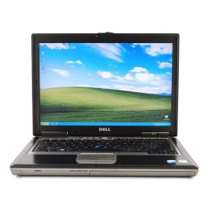 Dell Latitude D620 (14.1″ / Centrino Duo 1.83GHz / 80GB HDD / 2GB RAM)