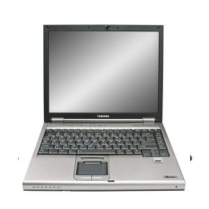 Toshiba Tecra M5 (14.1″ / Intel Core 2 Duo 1.66GHz / 60GB HDD / 2GB RAM)