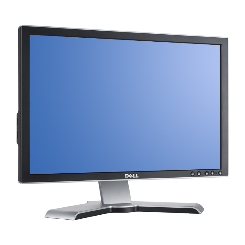 Dell 2009wt 20 Lcd Monitor 16 10 Widescreen Tft Vga