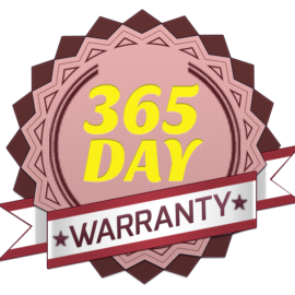 365-Day Extended Warranty for Used/Refurbished PC