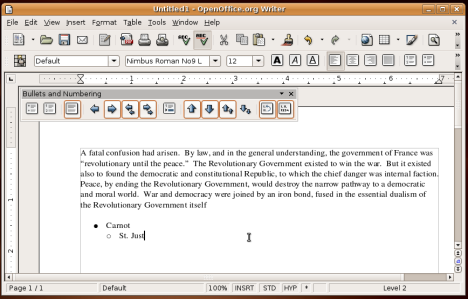 Edit Microsoft Office documents