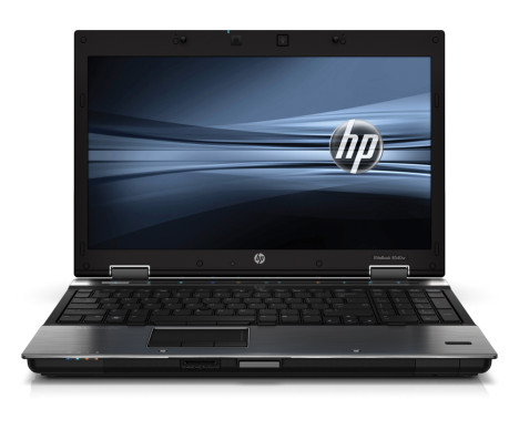 "Frontview HP EliteBook 8440p 14.1"" – buy used HP EliteBooks in Canada from The PC Room"