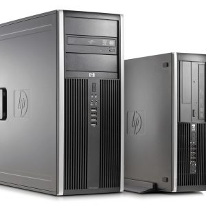 HP Elite 8100 Tower (i5 – 3.6GHz / 250GB HDD / 4GB / WIN7Pro)
