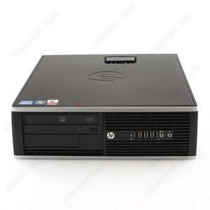 HP Compaq 6200 Pro SFF Intel G620 2.6GHz  4GB DDR3  500GB HDD