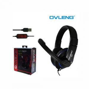 OVLENG Q1 USB Headphones with Mic