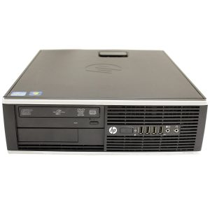 HP Elite 8200 SFF i5-2400 / Intel Core i5 3.1GHz / 4GB / 250GB SATA / WIN 7