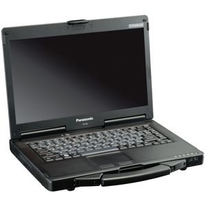 Panasonic ToughBook CF53 i5-3320m / Intel Core i5 2.6GHz / 8GB  / 500GB SATA / WIN 10