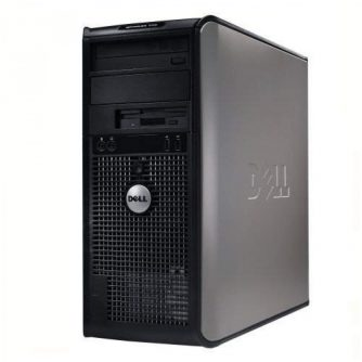 Dell OptiPlex 760 Tower Core 2 Duo 3.0GHz 4GB RAM 160GB WIN 7