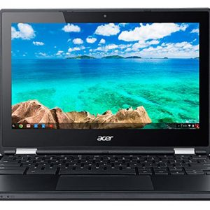 Acer C738T-C60Q Chromebook Intel Celeron N3050 (1.60 GHz) / 4 GB DDR3L Memory / 16 GB Flash Memory SSD / 11.6″ IPS Touchscreen Chrome OS