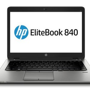 HP EliteBook 840 G1, Intel i5, 4GB RAM, 500GB HDD, Windows 10 Pro, 1 Year Warranty